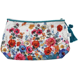 Wash bag / toilettas Poppy Print