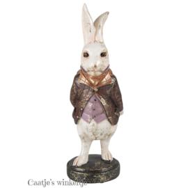Decoratie konijn 12*10*27