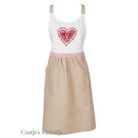 Keukenschort hart