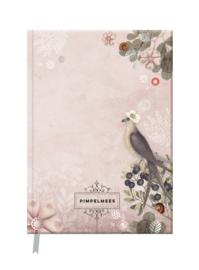 Pimpelmees notebook A5
