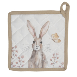 Pannenlap Rustic Easter Bunny