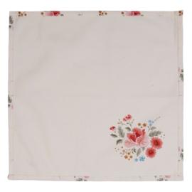 Stoffen servetten (6) Litle Rose Collection