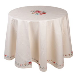 Rond tafelkleed Little Rose Collection 170cm
