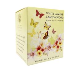 Geurkaars White Jasmine & Sandelwood