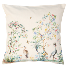 Kussenhoes Birds in Paradise 40*40