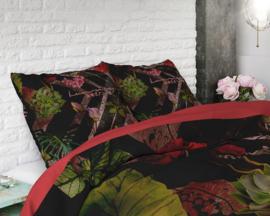 Eenpersoons dekbedovertrek Luxury Bedroom black 140*220