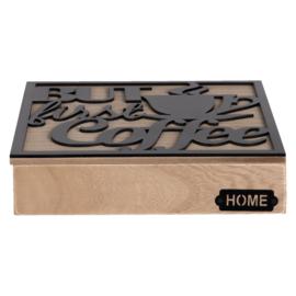 Koffie capsule doos 24*24*5