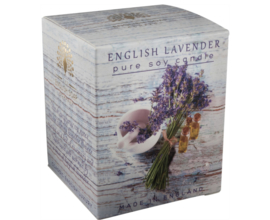 Geurkaars English Lavender