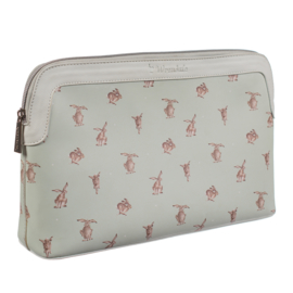 Large cosmetic bag Hare-Brained