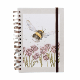Notitieboek A5 Flight of the Bumblebee