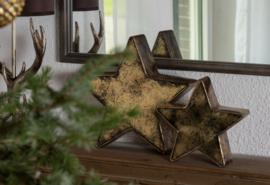 Ijzeren decoratie ster (M)
