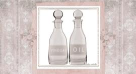 Olie & Azijnstel