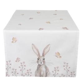 Tafelloper Rustic Easter Bunny 50*140