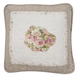 Kussenhoes rozen 40*40