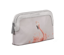 Small cosmetic bag Flamingo Pink Lady