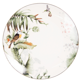 Diner bord Tropical Bird