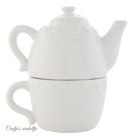 Tea for One hartjes