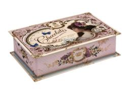 Blik Vintage Chocolate Box