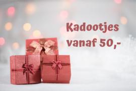 Sint / Kerst kadootjes vanaf 50,-