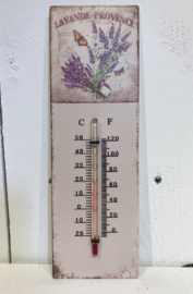 Temperatuurmeter Lavendel