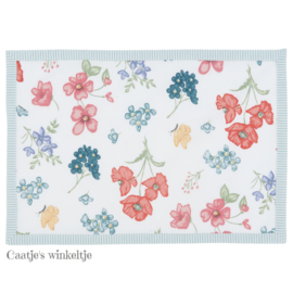 Stoffen placemats Field Flowers (6)