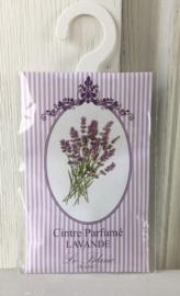 Geurzakje met hanger Lavendel