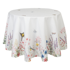 Tafelkleed So Floral rond 170 cm
