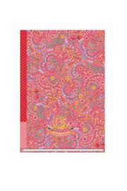 PIP notebook A5 Jungle animals roze