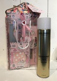 Beauty Vintage pakket met gratis haarspray  t.w.v 19,95