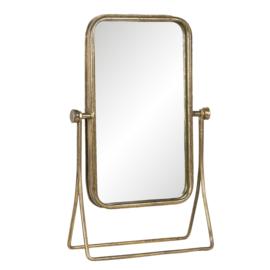 Tafelspiegel goudkleur