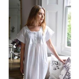 Romantisch nachthemd wit Serena