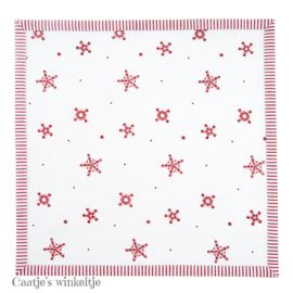 Servetten met sterren (6)