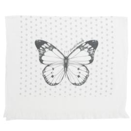 Gastendoekje vlinder