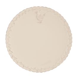Klein bord met kip 21 cm