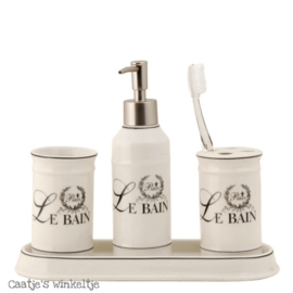 Badkamerset (4) Le Bain