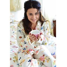 Dames Pyjama secret garden M/L