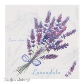 Servetten Lavendel (20)