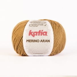 Katia Merino Aran 35 Licht Bruin