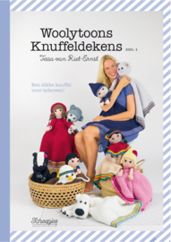 Woolytoons Knuffeldekens 2 - Tessa van Riet-Ernst