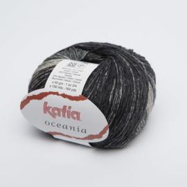 Katia Oceania - 67 Zwart-Antracietgrijs