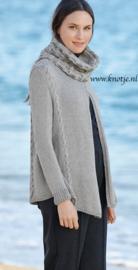 Vrijdag 10-02-2017 Katia Cotton Cashmere Jas