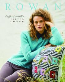 Rowan Kaffe Fassett's Felted Tweed