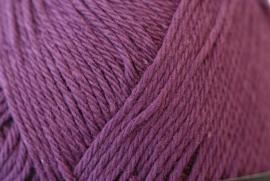 Cotton 8 - 721 Aubergine Paars