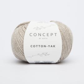Katia Concept - Cotton-Yak - 100 Beige