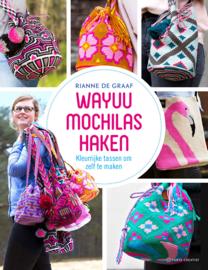 Wayuu Mochila Haken - Rianne de Graaf