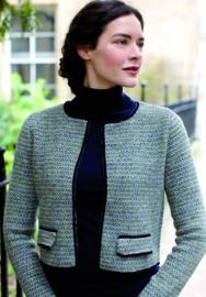 ROWAN Felted Tweed Vest Larkin