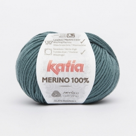 Katia Merino 066 - Turkooisgroen