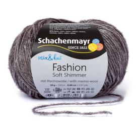 Schachenmayr Soft Shimmer - 00098 Schwarz