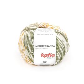 Katia Mediterranea 302 Kaki - Oker
