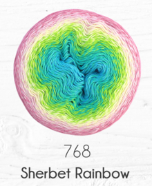 Scheepjes Whirl - 768 Sherbert Rainbow